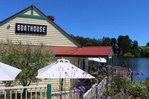 The Boathouse Lake Daylesford