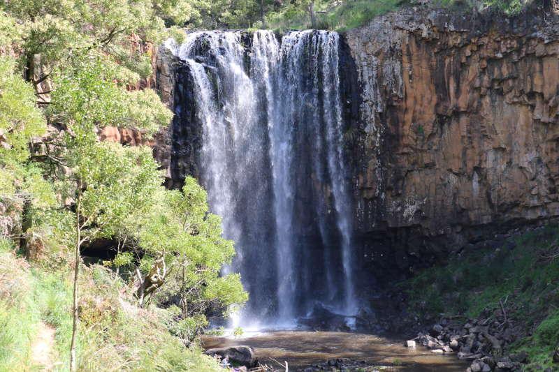 Hepburn springs Trentham Falls